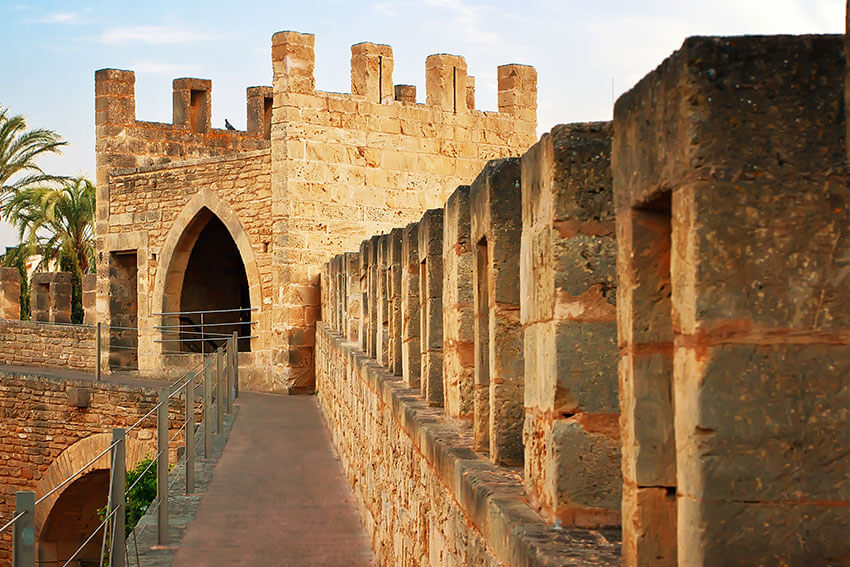 Alcudia's Medieval Wall