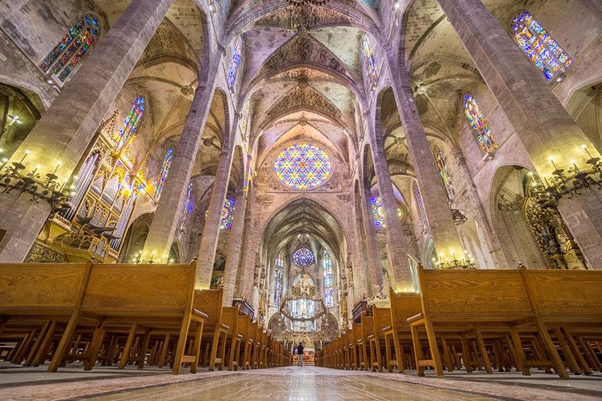 Interiors Santa Maria Palma