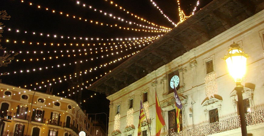 Image for VISIT THE CHRISTMAS MARKETS IN PALMA DE MAjORCA
