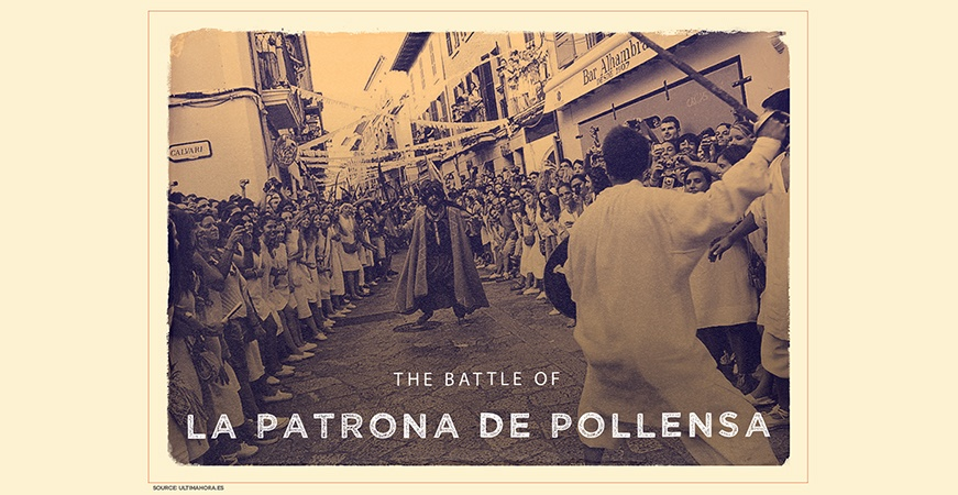 Image for Feasts of the Patron Saint in Pollensa