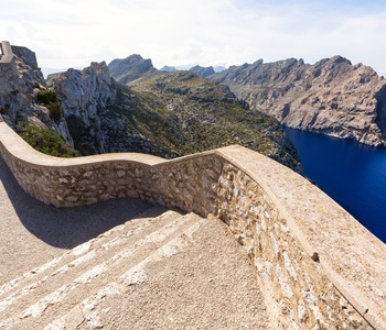 Image for AN EXCURSION TO ALCUDIA - FORMENTOR