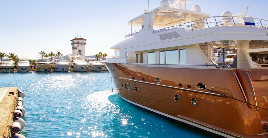 Image for PUERTO PORTALS, LUXURY IN MAJORCA