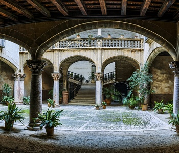 Image for The courtyards (Patios) of Palma