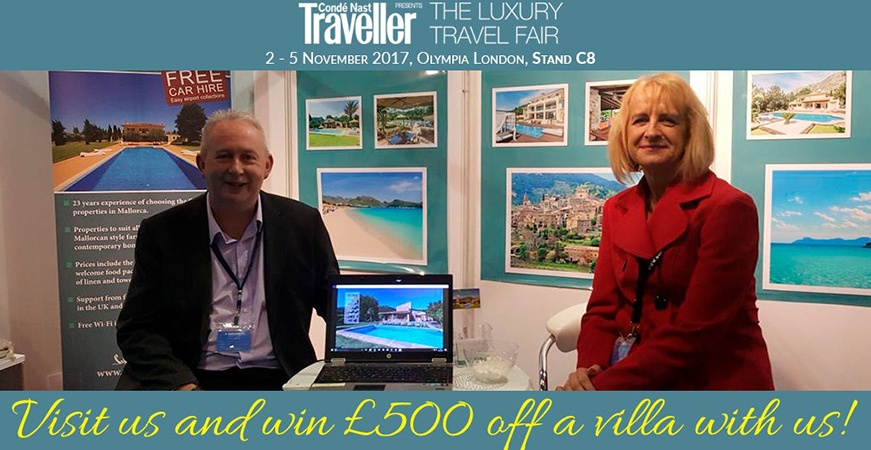 Image for The Luxury Travel Fair 2017:  We will be there