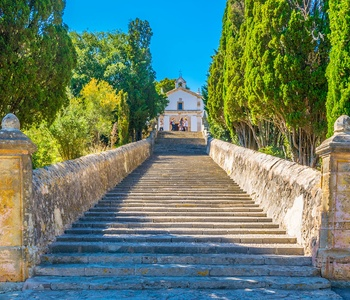 Image for The Calvari Steps of Pollensa