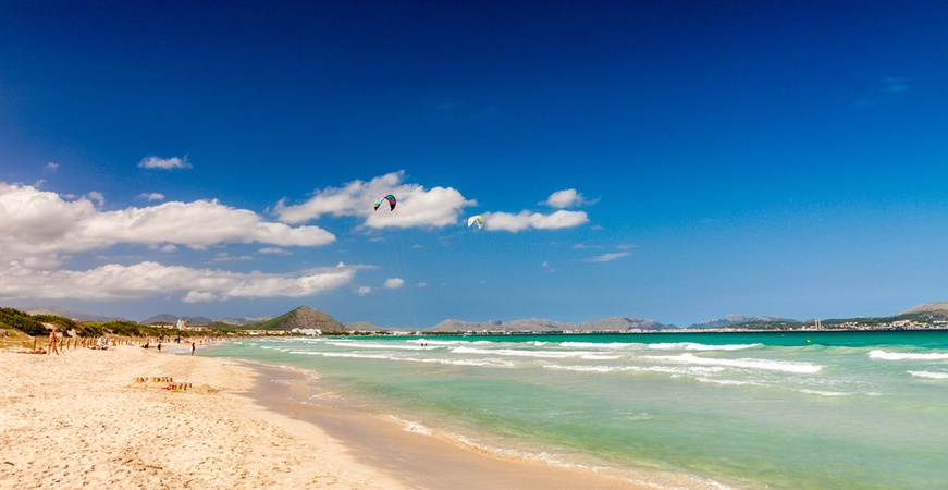 Image for ENJOY THE CRYSTAL WATERS OF PLAYA DE MURO