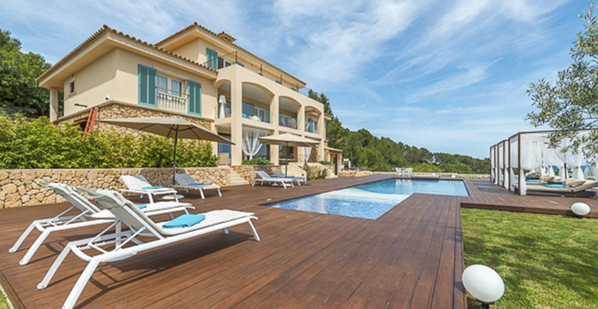 Image for Luxury stays in Majorca