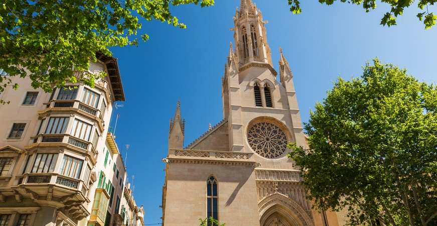 Image for Chapel route through Palma (Part I)