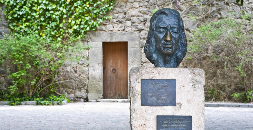 Image for FREDERICK CHOPIN AND ROBERT GRAVES IN MAJORCA