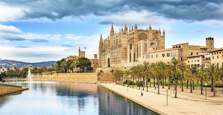 Image for Palma de Mallorca seen from another perspective