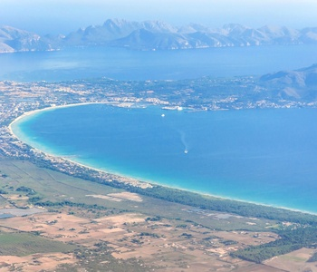 Image for GEOGRAPHICAL SITUATION OF ALCUDIA